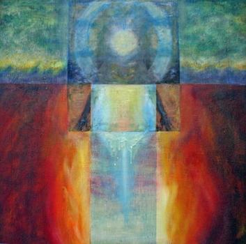 "<div class='artwork-listing'><span class='artwork-listing-artist'><a href=""/users/diana-riukas"" class=""active"">Diana Riukas</a></span>, <span class='artwork-listing-title'><a href=""/portfolio/3893/light-mother-earth"">Light of Mother Earth</a></span>, <span class='artwork-listing-year'>2006</span>, <span class='artwork-listing-materials'>encaustic, oil, digital prints on wood</span>, <span class='artwork-listing-dimensions'>24x24""</span></div>"