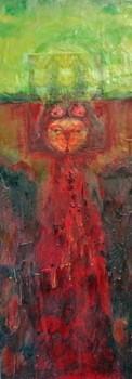 "<div class='artwork-listing'><span class='artwork-listing-artist'><a href=""/users/diana-riukas"" class=""active"">Diana Riukas</a></span>, <span class='artwork-listing-title'><a href=""/portfolio/3893/blood-mother-earth"">Blood of Mother Earth</a></span>, <span class='artwork-listing-year'>2006</span>, <span class='artwork-listing-materials'>encaustic,oil,digital prints on wood</span>, <span class='artwork-listing-dimensions'>12x32""</span></div>"