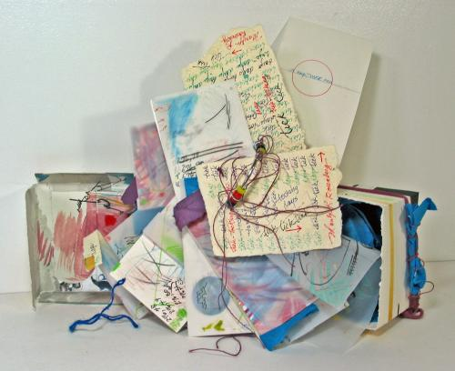 "<div class='artwork-listing'><span class='artwork-listing-artist'><a href=""/users/marilyn-r-rosenberg"" class=""active"">Marilyn R. Rosenberg</a></span>, <span class='artwork-listing-title'><a href=""/portfolio/4302/days"">DAYS</a></span>, <span class='artwork-listing-year'>2011</span>, <span class='artwork-listing-materials'>Misc. media, visual poetry</span>, <span class='artwork-listing-dimensions'>Closed 3.50""h x 8.50""  x 5.25""</span></div>"
