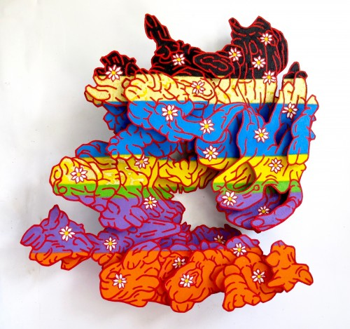 "<div class='artwork-listing'><span class='artwork-listing-artist'><a href=""/users/candy-spilner"" class=""active"">Candy Spilner</a></span>, <span class='artwork-listing-title'><a href=""/portfolio/4345/bukittumpeng"">BUKITTUMPENG</a></span>, <span class='artwork-listing-year'>2016</span>, <span class='artwork-listing-materials'>oil, sand, gold leaf, flowers on construction</span>, <span class='artwork-listing-dimensions'>56x56x19""</span></div>"