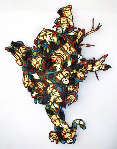 "<div class='artwork-listing'><span class='artwork-listing-artist'><a href=""/users/candy-spilner"" class=""active"">Candy Spilner</a></span>, <span class='artwork-listing-title'><a href=""/portfolio/4345/kalibukbuk"">KALIBUKBUK</a></span>, <span class='artwork-listing-year'>2014</span>, <span class='artwork-listing-materials'>oil, artificial flowers, gold leaf, sand on board</span>, <span class='artwork-listing-dimensions'>80x63x16""</span></div>"