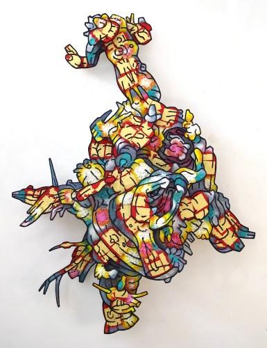 "<div class='artwork-listing'><span class='artwork-listing-artist'><a href=""/users/candy-spilner"" class=""active"">Candy Spilner</a></span>, <span class='artwork-listing-title'><a href=""/portfolio/4345/sanggalangit"">SANGGALANGIT</a></span>, <span class='artwork-listing-year'>2014</span>, <span class='artwork-listing-materials'>oil, artificial flowers, gold leaf, sand on board</span>, <span class='artwork-listing-dimensions'>80x63x16""</span></div>"