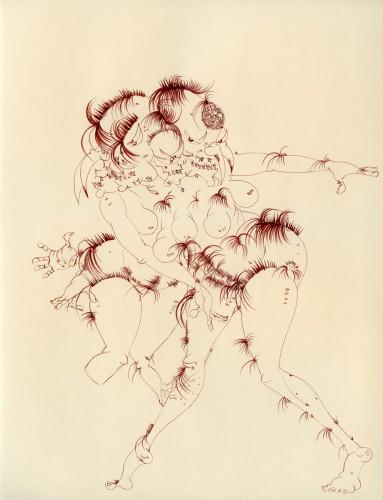 "<div class='artwork-listing'><span class='artwork-listing-artist'><a href=""/users/nina-lola-bachhuber"" class=""active"">Nina Lola Bachhuber</a></span>, <span class='artwork-listing-title'><a href=""/portfolio/44/untitled-4"">Untitled</a></span>, <span class='artwork-listing-year'>2012</span>, <span class='artwork-listing-materials'>ink/paper</span>, <span class='artwork-listing-dimensions'>10""x13""</span></div>"
