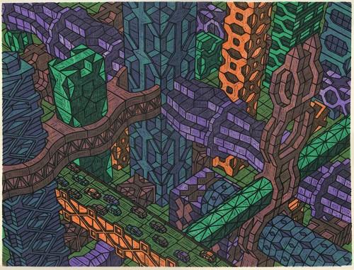 "<div class='artwork-listing'><span class='artwork-listing-artist'><a href=""/users/michael-dal-cerro"" class=""active"">Michael Dal Cerro</a></span>, <span class='artwork-listing-title'><a href=""/portfolio/4499/suspended-city"">Suspended City</a></span>, <span class='artwork-listing-year'>2014</span>, <span class='artwork-listing-materials'>Wood Block Print</span>, <span class='artwork-listing-dimensions'>20"" x 15""</span></div>"