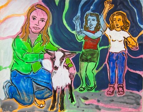 "<div class='artwork-listing'><span class='artwork-listing-artist'><a href=""/users/nancy-mladenoff"" class=""active"">Nancy Mladenoff</a></span>, <span class='artwork-listing-title'><a href=""/portfolio/4847/goat"">The Goat</a></span>, <span class='artwork-listing-year'>2017</span>, <span class='artwork-listing-materials'>ink on paper</span>, <span class='artwork-listing-dimensions'>14""x18""</span></div>"