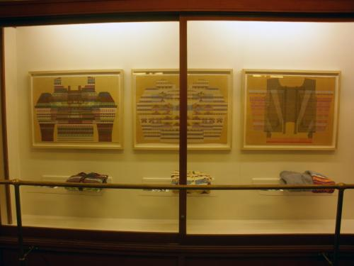 "<div class='artwork-listing'><span class='artwork-listing-artist'><a href=""/users/ellen-lesperance"" class=""active"">Ellen Lesperance</a></span>, <span class='artwork-listing-title'><a href=""/portfolio/4957/installation-peoples-biennial"">Installation: People's Biennial</a></span>, <span class='artwork-listing-year'>2010</span>, <span class='artwork-listing-materials'>framed paintings, knit wool sweaters, source photographs</span></div>"
