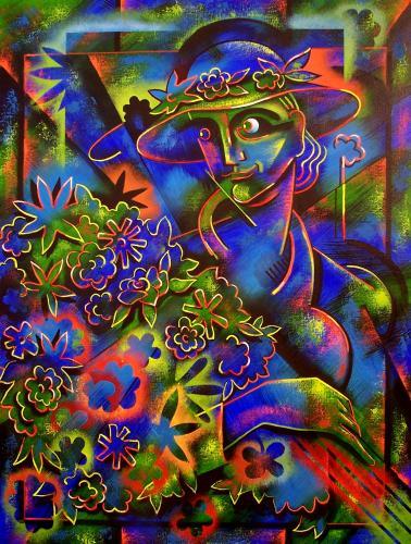 "<div class='artwork-listing'><span class='artwork-listing-artist'><a href=""/users/anselmo-alliegro"" class=""active"">Anselmo Alliegro</a></span>, <span class='artwork-listing-title'><a href=""/portfolio/4966/woman-holding-bouquet"">Woman Holding Bouquet</a></span>, <span class='artwork-listing-year'>2011</span>, <span class='artwork-listing-materials'>Oil on Canvas</span>, <span class='artwork-listing-dimensions'>30"" x 40""</span></div>"