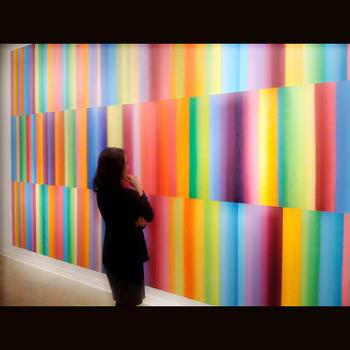 "<div class='artwork-listing'><span class='artwork-listing-artist'><a href=""/users/mia-yoon"" class=""active"">Mia Yoon</a></span>, <span class='artwork-listing-title'><a href=""/portfolio/4968/spectrum-installation-detail-view"">Spectrum Installation - detail view</a></span>, <span class='artwork-listing-year'>2009</span>, <span class='artwork-listing-materials'>Oil on Mylar panels</span>, <span class='artwork-listing-dimensions'>120""x240""</span></div>"