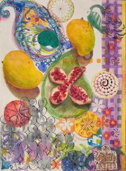 "<div class='artwork-listing'><span class='artwork-listing-artist'><a href=""/users/lucinda-knaus"" class=""active"">Lucinda Knaus</a></span>, <span class='artwork-listing-title'><a href=""/portfolio/5954/kodai-breakfast-india"">Kodai breakfast, India</a></span>, <span class='artwork-listing-year'>2010</span>, <span class='artwork-listing-materials'>watercolor, ink, cloth</span>, <span class='artwork-listing-dimensions'>22""x30""""</span></div>"
