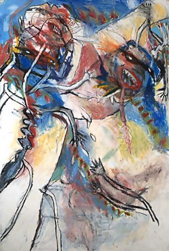 "<div class='artwork-listing'><span class='artwork-listing-artist'><a href=""/users/alaine-becker"" class=""active"">Alaine Becker</a></span>, <span class='artwork-listing-title'><a href=""/portfolio/6479/shedding-inner-demons"">Shedding Inner Demons</a></span>, <span class='artwork-listing-year'>2007</span>, <span class='artwork-listing-materials'>pastel, white oil pastel on paper</span>, <span class='artwork-listing-dimensions'>60x40</span></div>"