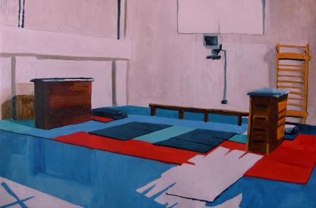 """<div class='artwork-listing'><span class='artwork-listing-artist'><a href=""""/user/0""""></a></span>, <span class='artwork-listing-title'><a href=""""/portfolio/6891/gym"""">gym</a></span>, <span class='artwork-listing-year'>2009</span>, <span class='artwork-listing-materials'>Oil and canvas</span>, <span class='artwork-listing-dimensions'>40 x 60 cm.</span></div>"""