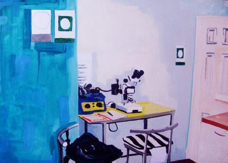 """<div class='artwork-listing'><span class='artwork-listing-artist'><a href=""""/user/0""""></a></span>, <span class='artwork-listing-title'><a href=""""/portfolio/6891/lab"""">lab</a></span>, <span class='artwork-listing-year'>2009</span>, <span class='artwork-listing-materials'>Oil and canvas</span>, <span class='artwork-listing-dimensions'>50 x 60 cm.</span></div>"""