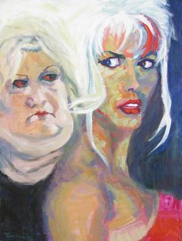 "<div class='artwork-listing'><span class='artwork-listing-artist'><a href=""/user/0""></a></span>, <span class='artwork-listing-title'><a href=""/portfolio/7032/evil-twin-series-arthur-and-smith"">Evil Twin Series- Arthur and Smith</a></span>, <span class='artwork-listing-year'>2009</span>, <span class='artwork-listing-materials'>Acrylic on Canvas</span>, <span class='artwork-listing-dimensions'>24"" x 18""</span></div>"