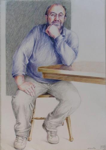 "<div class='artwork-listing'><span class='artwork-listing-artist'><a href=""/users/harald-winter"" class=""active"">Harald Winter</a></span>, <span class='artwork-listing-title'><a href=""/portfolio/7086/amedeo-0"">Amedeo</a></span>, <span class='artwork-listing-materials'>drawing on handmade paper</span>, <span class='artwork-listing-dimensions'>76cm/53cm</span></div>"