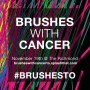 Brushes with Cancer. (event)