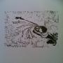 'Bonehead 1: Greed (response)', by Nicole Gayton