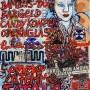 'Flugtest 04, Newspaper Art Novel, sheets 1-10', by Borai - Kahne Ateliers