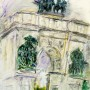 'Grand Army Plaza Arch', by Howard Skrill