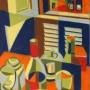 'Window & Table', by Joseph Burchfield