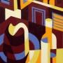 'Window & Still life', by Joseph Burchfield