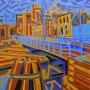 'Carroll Street Bridge', by Joseph Burchfield