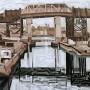 'Culver Viaduct ', by Joseph Burchfield