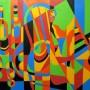 'Quartet', by Joseph Burchfield
