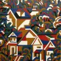 'Staten Island', by Joseph Burchfield