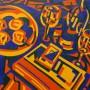 'Studio', by Joseph Burchfield