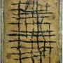 'Linear A-2', by Gwendolyn Plunkett