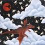 'Flying Monster', by Chieko Inayama