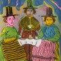'Tea Drinking Welsh Women', by Nancy Mladenoff