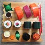 'Samurai Sushi', by Stanford Slutsky