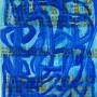'Blue Mat', by Cheryl Kass