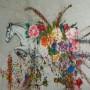 'Horse Al-Tar Roses ', by JOSAFAT MIRANDA